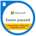 Microsoft Exam 480: Programming in HTML5 with JavaScript and CSS3